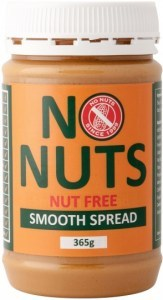 F.G Roberts No Nuts Nut Free Smooth Spread  365g