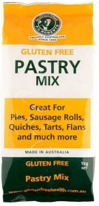 F.G Roberts Pastry Mix  1kg