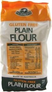 F.G Roberts Plain Flour  1kg
