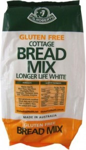 F.G Roberts Traditional Bread Mix  5kg