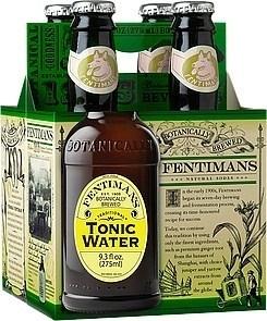 Fentimans Tonic Water 4x200ml OCT20