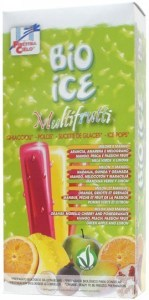 Finestra Cielo Organic Bio Ice Multifrutti Ice Pops (10x40ml) 400ml