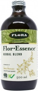 Flora Flor-Essence Liquid Cleansing Herbal Blend 500ml
