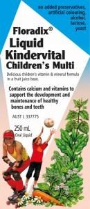Floradix Liquid Kindervital Children's Multi 250ml