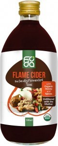 Foda Organic Flame Apple Cider Vinegar 500ml