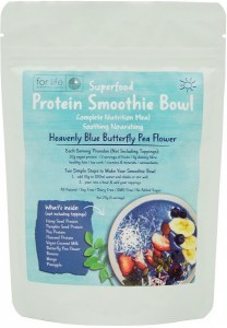 For Life Heavenly Blue Butterfly Pea Smoothie Bowl Mix 175g  OCT20