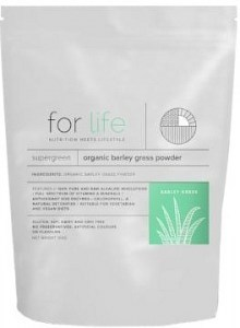 For Life Organic Barley Grass Powder 100g