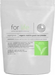 For Life Organic Matcha Green Tea Powder 100g