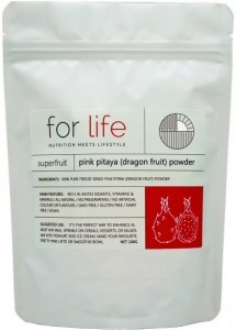 For Life Pink Pitaya (Dragon Fruit) Powder 100g