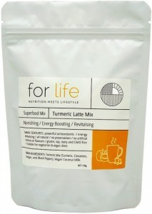 For Life Turmeric Latte Mix Powder 150g