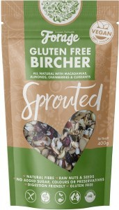 Forage Bircher Sprouted 400g