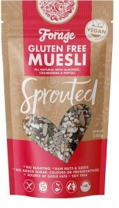 Forage  Muesli Sprouted 350g