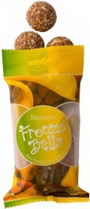 Frooze Balls Raw Energy Snack Balls Banana (5balls) 70g