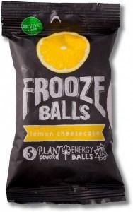 Frooze Balls Raw Energy Snack Balls Lemon Cheesecake (5balls) G/F 70g