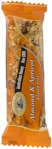 Future Bake Almond & Apricot Nut Bar 20x55g OCT20