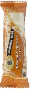 Future Bake Almond & Apricot Yoghurt Coated Nut Bar 20x55g
