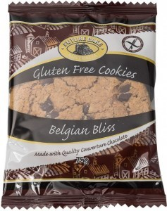 Future Bake Belgian Bliss Gluten Free Cookie 75g