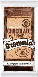 Future Bake Choc Fudge Brownie  10x70g