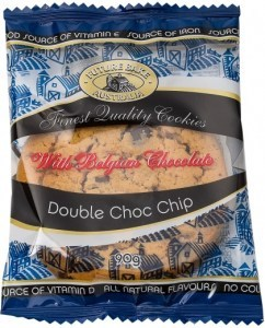 Future Bake Double Choc Chip Cookie 90g