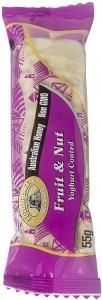 Future Bake Fruit & Nut Yoghurt Coated Nut Bar 20x55g
