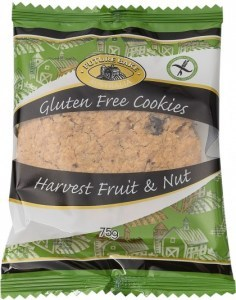 Future Bake Harvest Fruit & Nut Gluten Free Cookie  75g