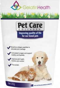 Gelatin Health Pet Care Collagen 250g