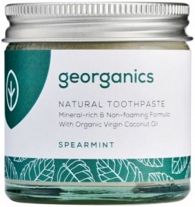 Georganics Toothpaste Spearmint 60ml