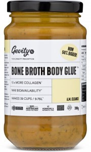 Gevity RX Bone Broth Concentrate A.M Cleanse 260g