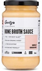 Gevity Rx Souped-Up Sriracha Mayo - Bone Broth Sauce  375ml