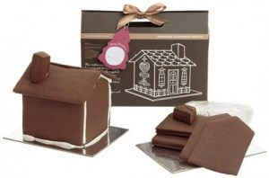 Gingerbread Folk Gingerbread House Kit Chocolate 600g