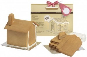 Gingerbread Folk Gluten Free Gingerbread House Kit 600g
