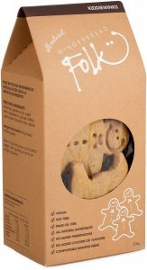 Gingerbread Folk Kiddiewinks 225g