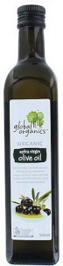 Global Organics Extra Virgin Olive Oil 500ml