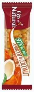 Go Natural Apricot And Coconut 12 x 35g