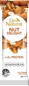 Go Natural Nut Delight Bars 16x40g