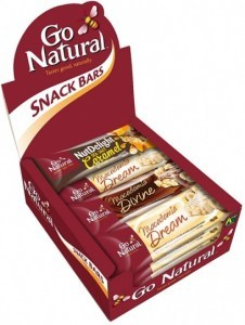 Go Natural Premium Mixed Box Bars x 15