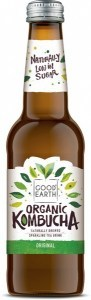 Good Earth Organic Kombucha Original 12x330ml