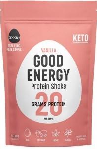 Googys Vanilla Protein Shake  1Kg