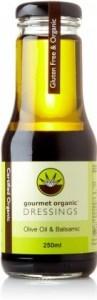 Gourmet Organic Oil & Balsamic Dressing 250ml