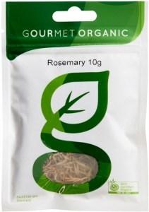 Gourmet Organic Rosemary 10g Sachet x 1