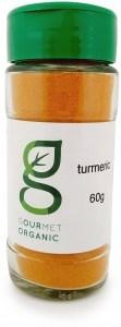 Gourmet Organic Turmeric Shaker 60g