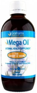 Grahams Mega Oil 200ml (Refrigerate)