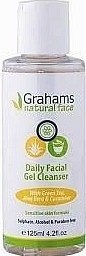 Grahams Natural Daily Facial Cleaner 125ml