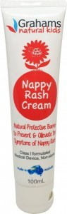 Grahams Natural Nappy Rash Cream Class I MD 100g
