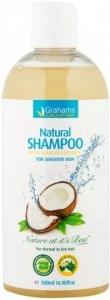 Grahams Natural Shampoo 500ml