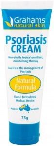 Grahams Psoriasis Cream 75g