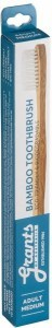 Grants Bamboo Toothbrush Adult Medium