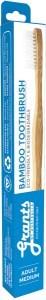 Grants Bamboo Toothbrush Adult Medium
