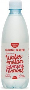Green & Co Spring Water Infused with Watermelon, Jasmine, Mint 500ml
