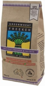 Greenwheat Freekeh Cracked Freekeh & Quinoa Grain 400g